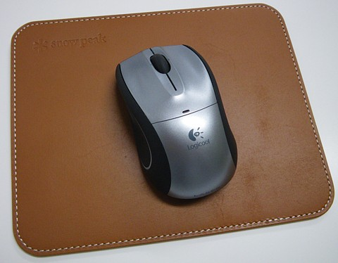 SnowPeak Leather Mouse Pad ~3.jpg