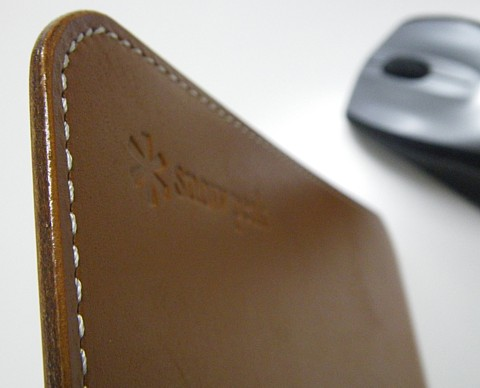 SnowPeak Leather Mouse Pad ~4.jpg
